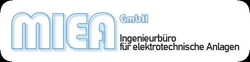 Logo Miea GmbH abgerundet